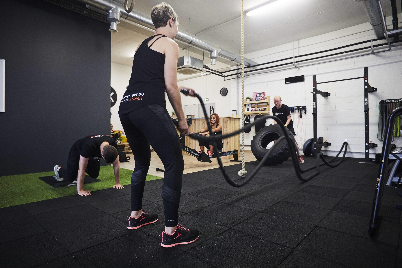 Salle De Sport Flaxlanden cross training colmar - votre séance fitfleck coaching