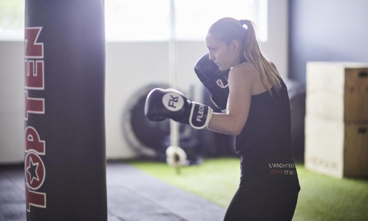 boxe et entrainement boxe en salle de musculation colmar cours collectif