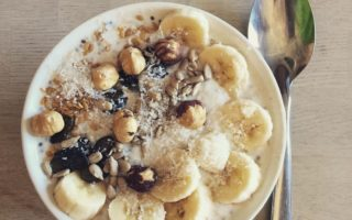 porridge recette porridge coach sportif plan alimentaire colmar haut rhin 68