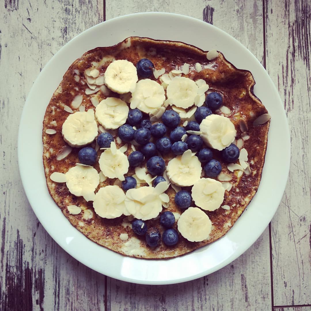 recette pancakes bien manger coach sportif salle de musculation colmar alsace 68